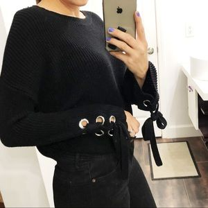 Love by Design black sweater size Small
